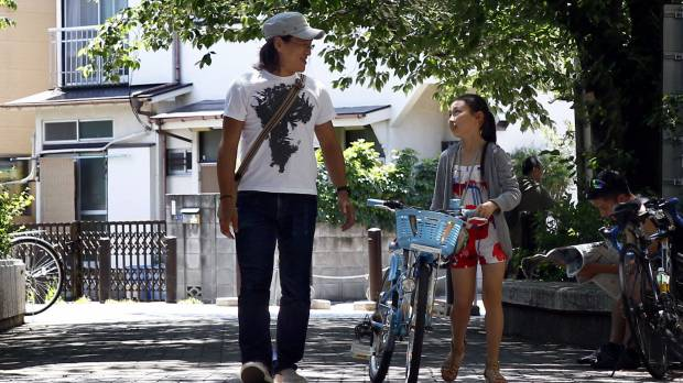 Paternity blues: Social hurdles still high for Japanese men seeking hands-on fatherhood