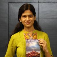 Indian student writes introductory book on Japan for compatriots