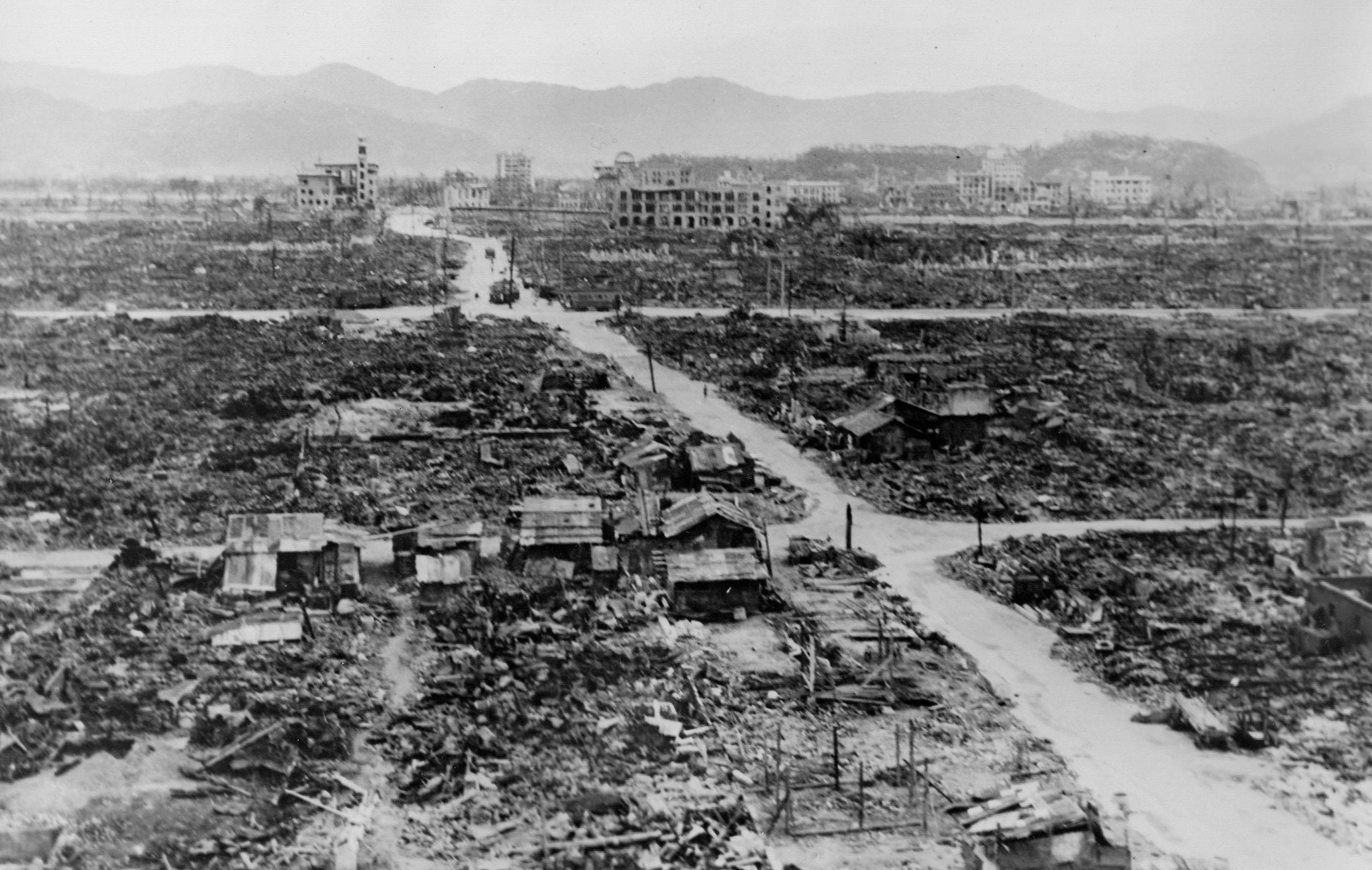 account of the bombing of hiroshima and nagasaki The survivors of the hiroshima and nagasaki atomic bombings are known in japan as hibakusha there are about 48,000 of them living in nagasaki prefecture.