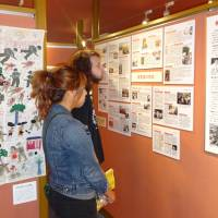 Tokyo 'comfort women' exhibition targets youths