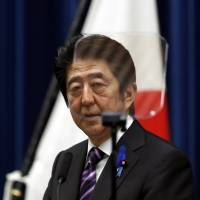 As Japan presses North Korea over the fate of the Japanese it abducted, speculation is simmering that Prime Minister Shinzo Abe, seen at a news conference in Tokyo on July 1, could use a breakthrough on the issue to call a snap election.   REUTERS