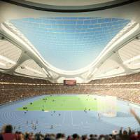 National Stadium canopy has design flaw, architect says