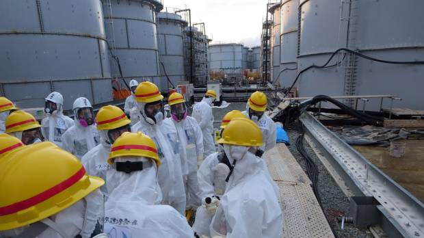 Stigmatized workers quitting Tepco in droves