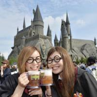 New Harry Potter area opens at Universal Studios Japan theme park