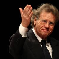 Conductor Hubert Soudant to put down his Tokyo Symphony Orchestra baton