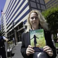 From Yokosuka rape to U.S. court victory, 'Jane' commits her 12-year ordeal to print