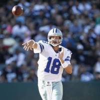 Cowboys release backup QB Orton