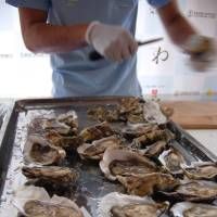 What to drink when you're eating oysters
