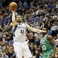 T-Wolves ponder best deal for Love