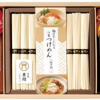 Sōmen noodles are a perfect o-chūgen selection, but there are plenty more to choose from.