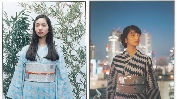 Summer's here — yukata, sales and back-to-school satchels