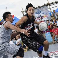 Ochiai hoping to lift Japan's 1-on-1 profile