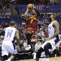 Cavaliers secure Irving, eye LeBron