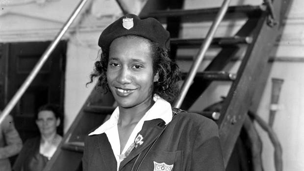 First black woman to win Olympic gold dies at 90