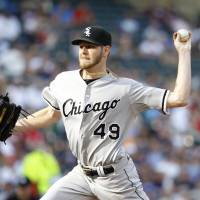 Sale maintains form in victory over Twins