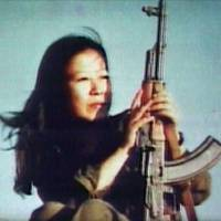 Red Army revolutionary Fusako Shigenobu, shown here in her former years, is currently in Hachioji Medical Prison serving out a 20-year sentence on terrorism offenses.   | ©Transmission Films 2011