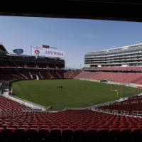 49ers christen spectacular new stadium in Santa Clara