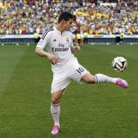Rodriguez signs with Real Madrid