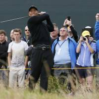 Tiger facing winds of change as British Open draws near