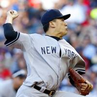 Yankees' Tanaka has rough outing in loss