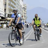 Naples: green, clean and now bike-friendly