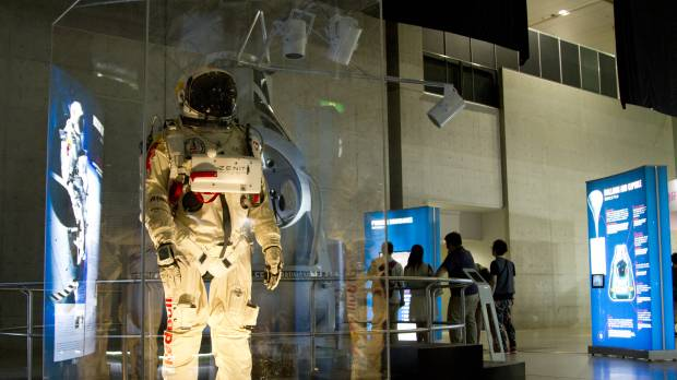 'Space Expo' offers a cosmic sense of wonder