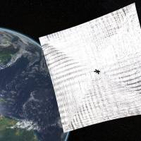 Sun-powered spacecraft to be launched in 2016