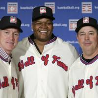 Hall of Fame trio reflect on journey