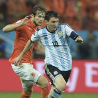 Argentina, Germany set for final