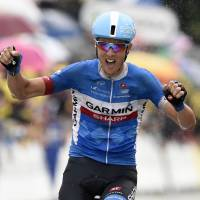 Navardauskas wins Stage 19