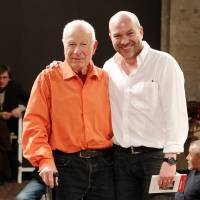 Son's film reveals secret workings of stage maestro Peter Brook's art
