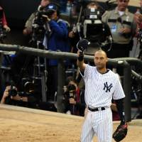 Jeter takes bow in final All-Star Game