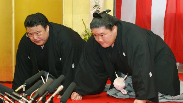 Goeido promoted to ozeki for September basho