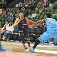 Backcourt dynamo Takeno takes talents to Akita