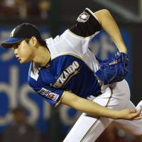 NPB, MLB keeping track as Otani continues to blossom
