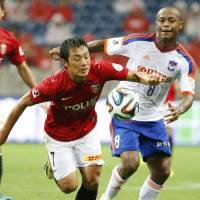 Reds resume winning ways as J. League returns from break