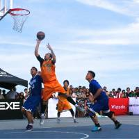 3x3 basketball circuit makes hot start