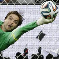 Substitute Krul living dream after helping send Dutch into World Cup semifinals