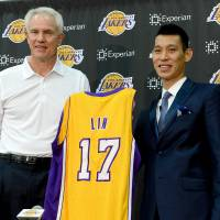 Lin calls time on 'Linsanity '