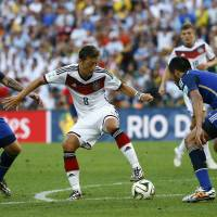 Germans savour return to soccer summit