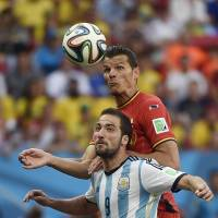 Argentina reaches World Cup semifinals
