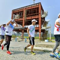 Race to rebuild tohoku