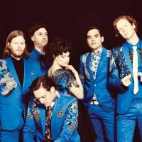 Arcade Fire returns to Japan for Fuji Rock as a bigger and happier band