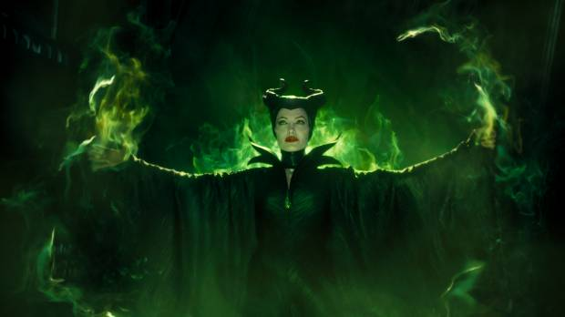 Angelina Jolie takes evil to new places in 'Maleficent'