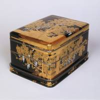 Lacquerware's overseas journey into the arts