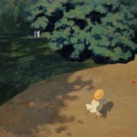 To perceive is to see Felix Vallotton's genius at work