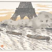 'Hokusai and Riviere: Thirty-six Views Compared and the Hokusai Manga'