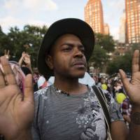 Vigils in U.S. honor victims of police brutality