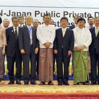 Japan, ASEAN members hold first talks on regional business promotion