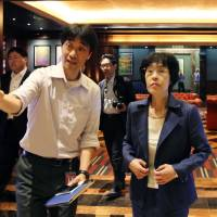 Hokkaido governor tours Singapore resort to learn about hosting casino
